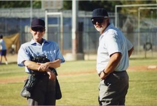 Me and Don Baseball