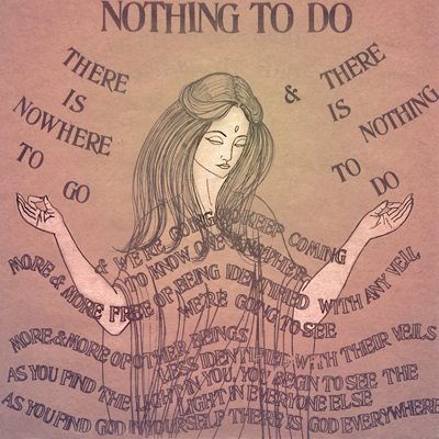 Nothing to do 400X400