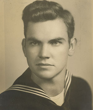 Paul Butler Navy Headshot 2