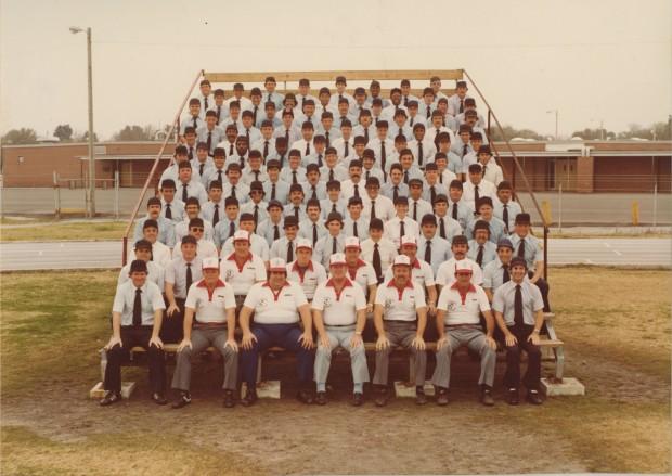 Umpire School 1981