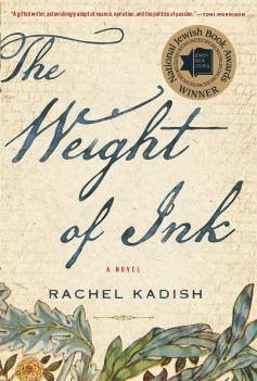 Weight of Ink Cover