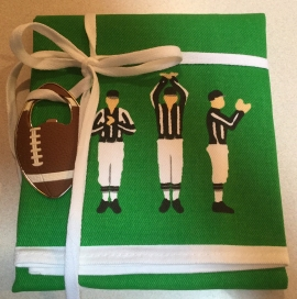 football dishtowel 2