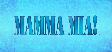 Mamma Mia Banner