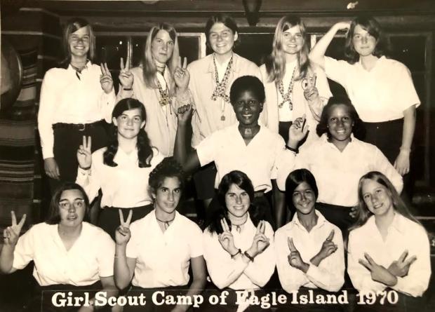 Camp Eagle Island